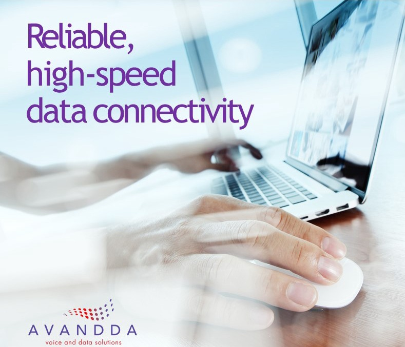 Reliable high speed data connectivity - Avandda